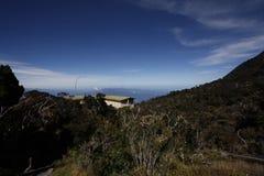 Laban rata guesthouse , Kinabalu national park. Kota kinabalu - Malasia. Stock Image