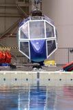 Labb för neutral flytförmåga - Johnson Space Center Arkivbild