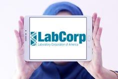 LabCorp医疗保健公司商标 免版税库存图片