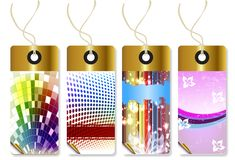 Label. Price tags set  EPS Royalty Free Stock Photo