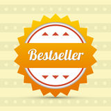 Label - Bestseller. Vector Stock Photography