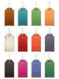 Label decorations Royalty Free Stock Photo