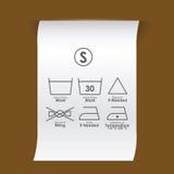 Label design Stock Photos