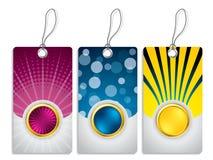 Label design set Royalty Free Stock Photography