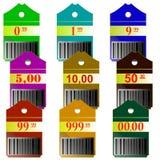 A label is a discount. Label Discount Boutique Price Shop Reduction by Decline Marketing Coupon Percent vector illustration