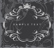 Label element Royalty Free Stock Photography