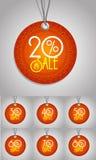 Label heureux de Diwali Photographie stock libre de droits