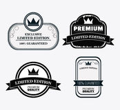 Label icon set. Premium and Quality design. Vector graphic Royalty Free Stock Photo