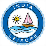 Label of india leisure Stock Photography
