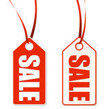Label with SALE Stock Photo