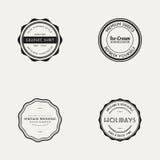 Label Royalty Free Stock Photo