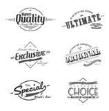 Label sticker Royalty Free Stock Image