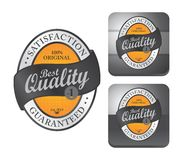 Label sticker Stock Images