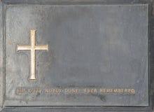 Label of Symbolic Tombstone Stock Photos