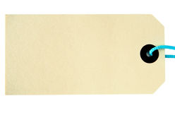 Label tag. Label tag on a white background Royalty Free Stock Photos