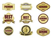 Label Stock Image