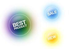 Labels Stock Images