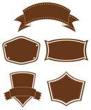 labels stock de ilustración
