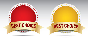 Labels- Best choice Stock Photos