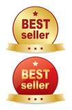 Labels - Bestseller Stock Image