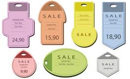 Labels Colors Stock Images