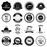 Labels Royalty Free Stock Images