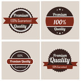Labels icons Royalty Free Stock Photography