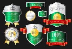 Labels - les plus de haute qualité Image libre de droits