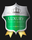 Labels - Luxury bestseller Stock Photography