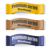 Labels Premium series Stock Images