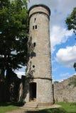 Laberinto de la torre del puesto de observación Fotografía de archivo libre de regalías