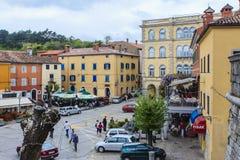 Labin, Kroatien Lizenzfreie Stockfotos
