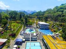 Labirin Batu Malang fotografia stock