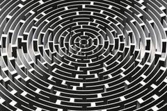 Labirinto Immagine Stock