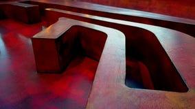 labirinto Immagini Stock Libere da Diritti