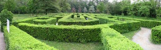 Labirinto Fotografia de Stock Royalty Free