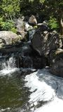 Labirinto, cachoeira foto de stock royalty free