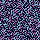 labirinto Illustrazione di vettore del labirinto illustrazione di stock
