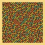 labirinto Illustrazione di vettore del labirinto royalty illustrazione gratis