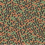 labirinto Illustrazione di vettore del labirinto illustrazione vettoriale