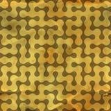 Labirinto. Teste padrão sem emenda. Fotografia de Stock