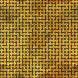 Labirynt. Bezszwowy wzór. Zdjęcie Stock
