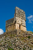 Labna  archaeological site in Yucatan Peninsula, Mexico. Stock Image