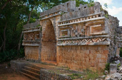 Labna  archaeological site in Yucatan Peninsula, Mexico. Royalty Free Stock Photos