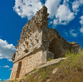 Labna archaeological site in Yucatan Peninsula, Mexico. Stock Photography