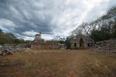 Labna mayan ruins Royalty Free Stock Photo