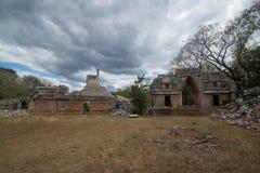 Labna mayan ruins Royalty Free Stock Photos