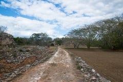 Labna mayan ruins Stock Images