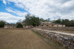 Labna mayan ruins Stock Photos