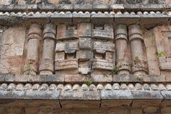 Labna, Mesoamerican archäologische Fundstätte und zeremonielle Mitte der vor-kolumbianischen Mayazivilisation, Yucatan, Mexiko stockfotos